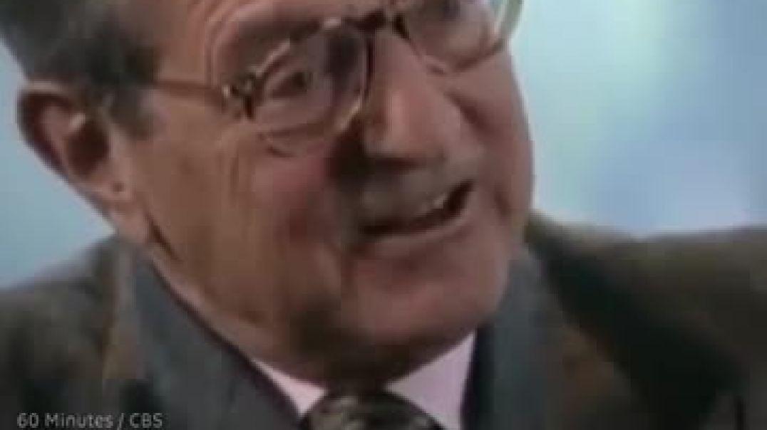 La entrevista a un demonio puro y duro,George Soros