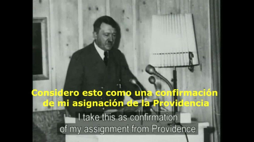 El atentado a A.Hitler