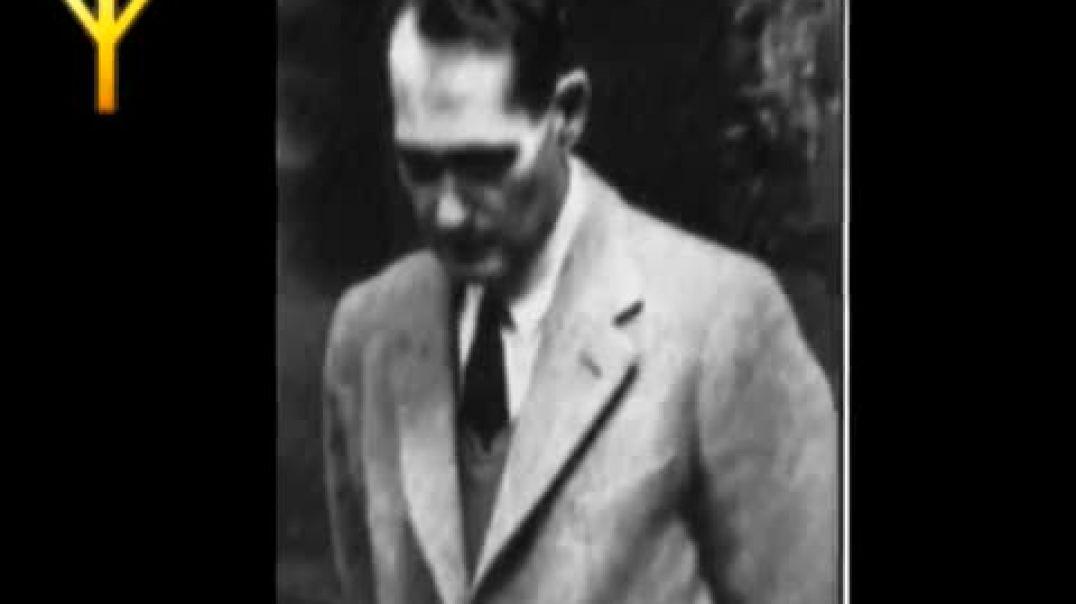 El último vuelo de R. Hess