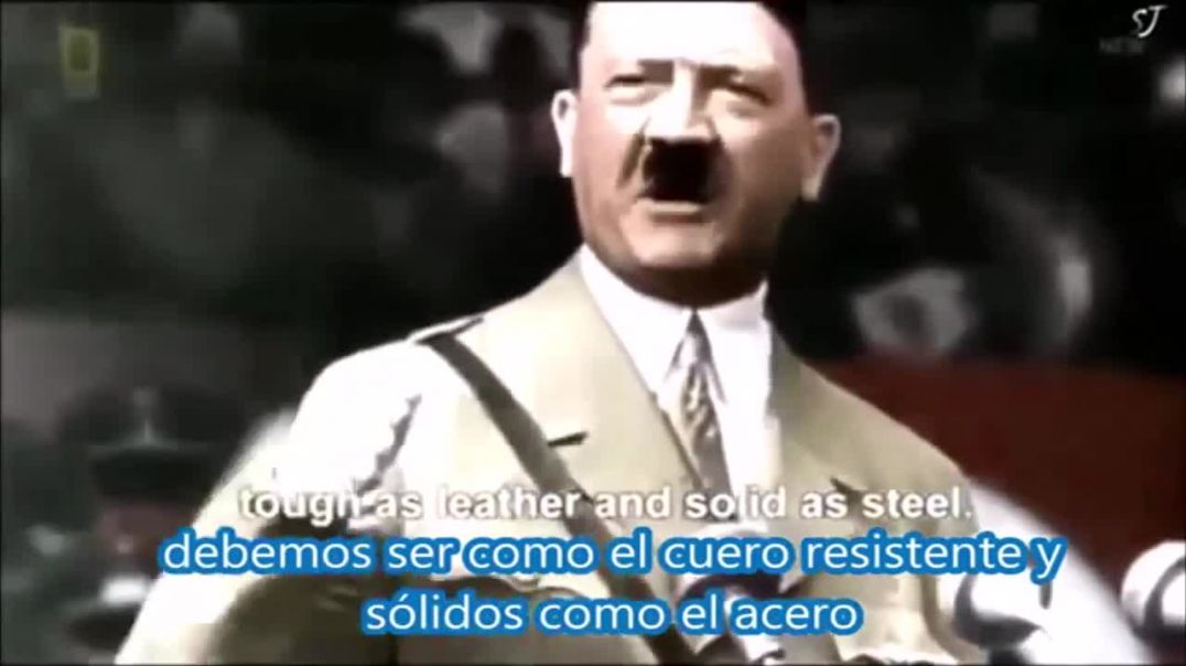 Hitler luchó contra los psicópatas degenerados que hoy nos gobiernan.mp4