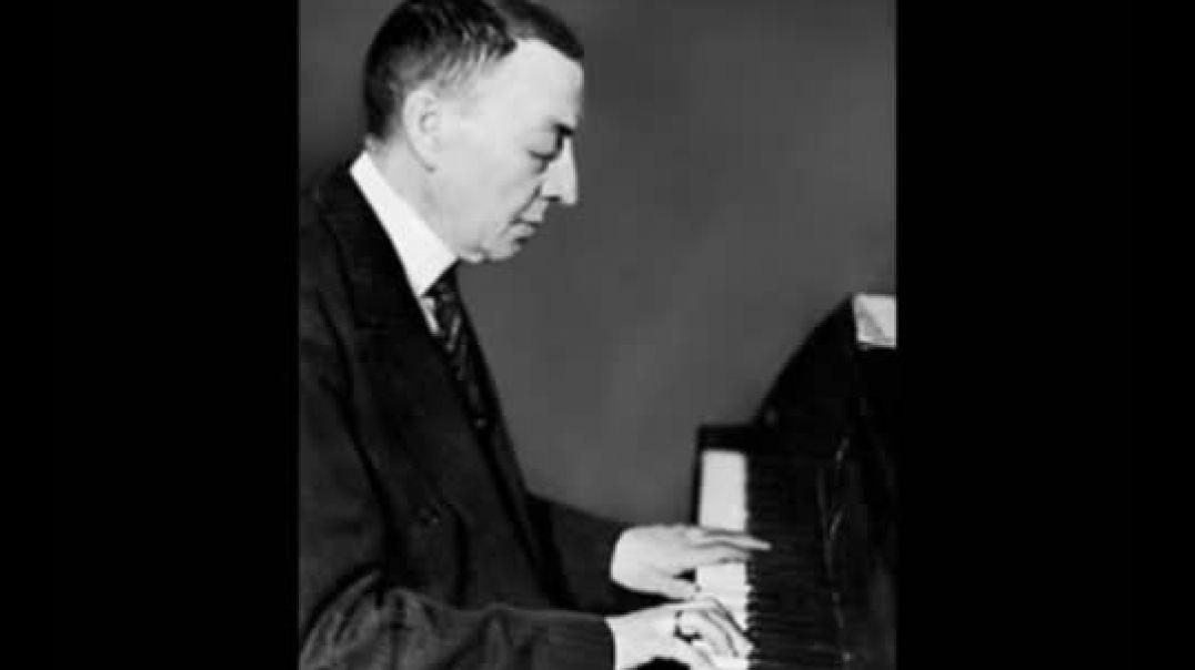 Rachmaninoff - Concierto nº2