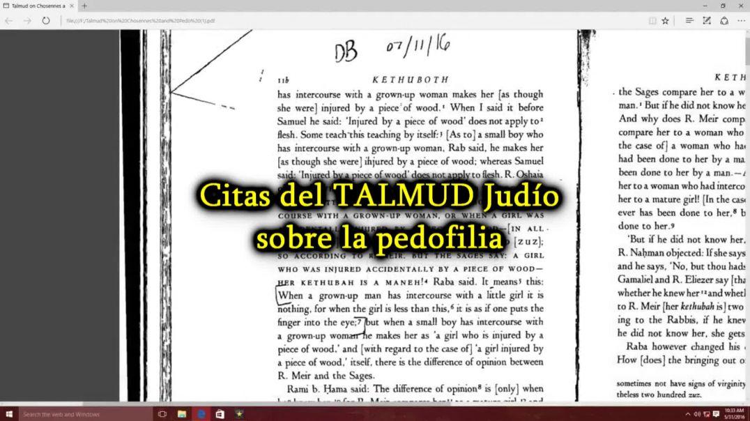 La pedofilia en el TALMUD JUDIO.mp4