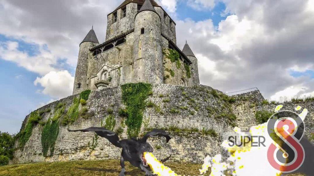 Dragón / Superocho -  Prueba de Edición