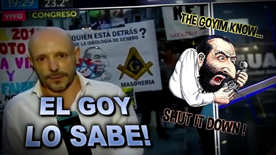 EL GOY LO SABE  THE GOYIM KNOW - Goy Descontrolado.mp4