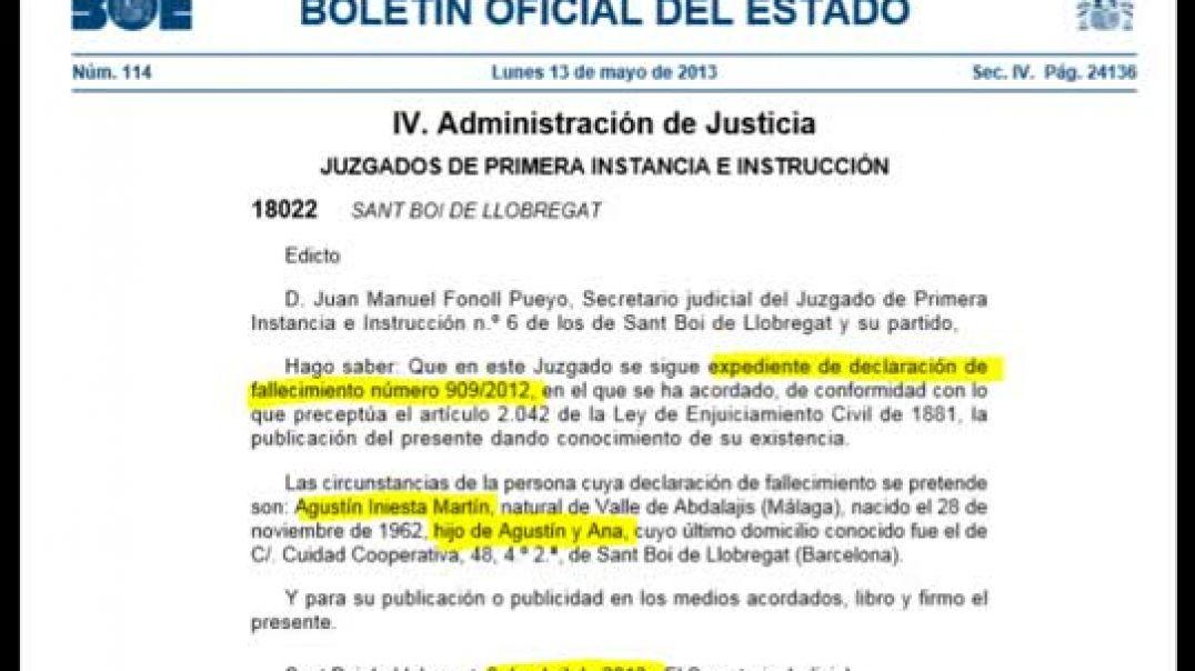 ¡¡¡ ATENCIÓN !!! EXPEDIENTE ROYUELA & Dossier Pandore (Aparecen Personas Buscadas Por Familiares