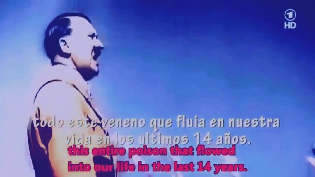 Dios me ha dado este mandato  - Adolf Hitler