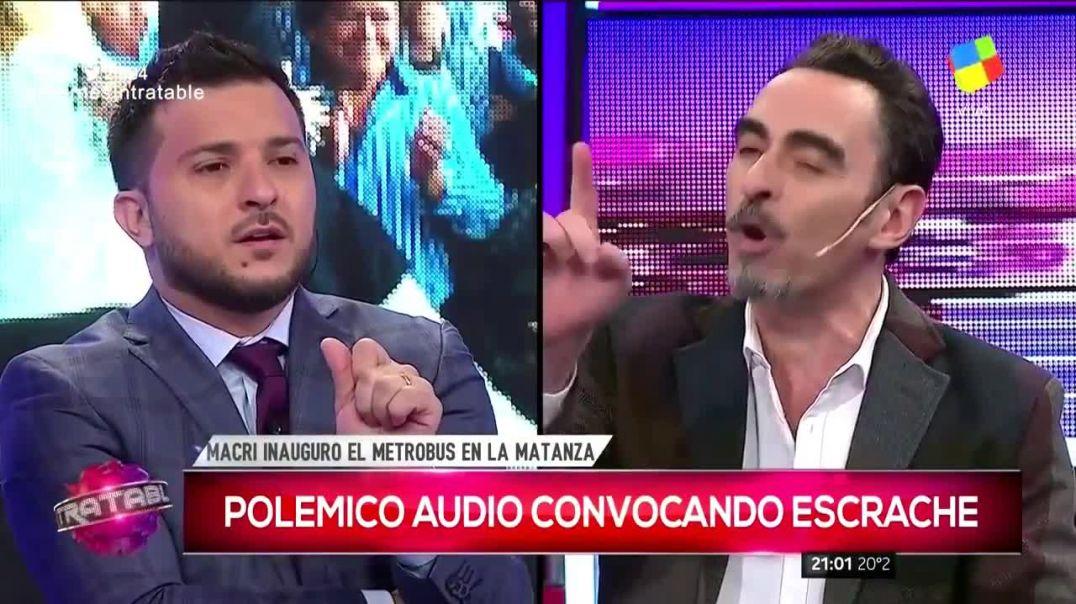 Victimización Judía en la TV Argentina