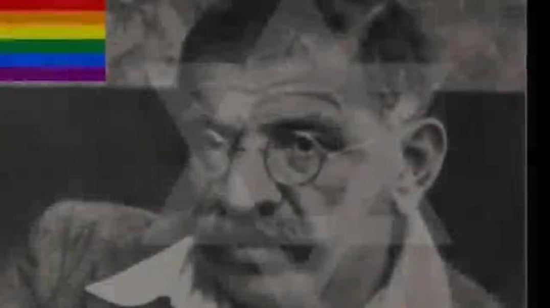 Magnus Hirschfeld y la degenerada República de Weimar