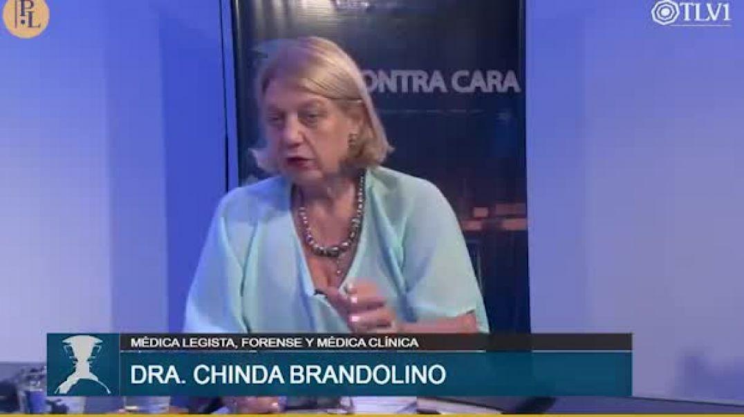 Dra Brandolino. Forense .Argentina