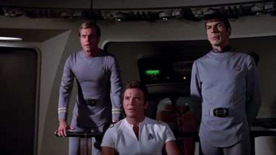 película ¨Star Trek: la película¨. 1979 (castellano)