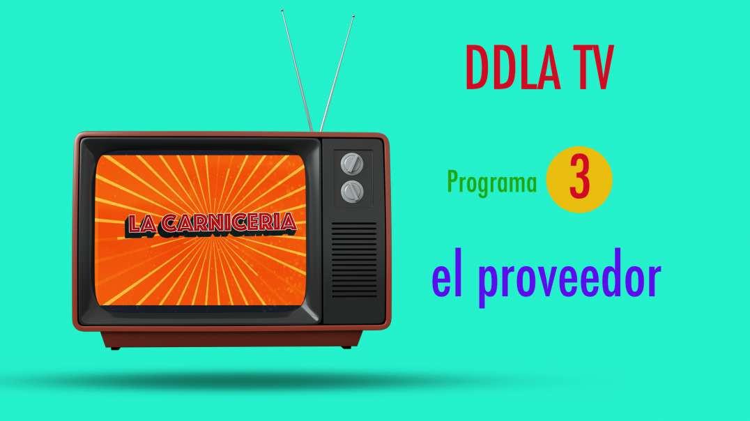DDLA TV T9P3 -  EL PROVEEDOR