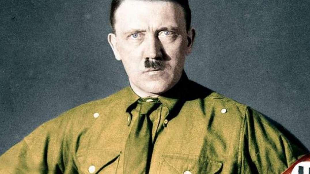 La filosofía de Adolf Hitler