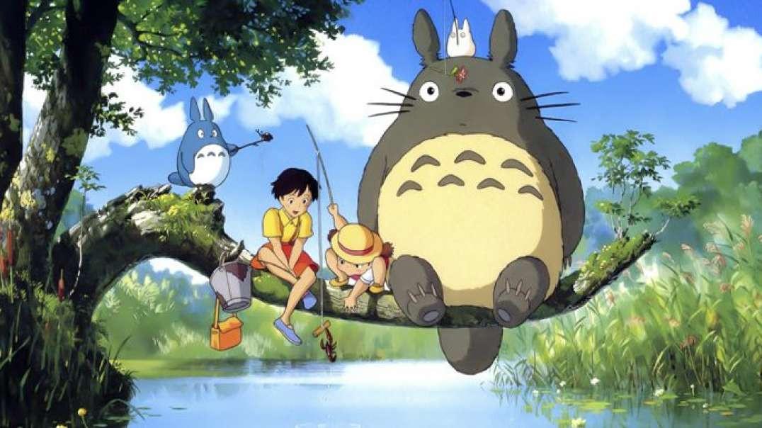 Mi vecino Totoro - Película completa