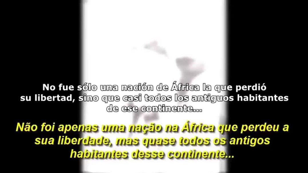 Hitler sobre Africa