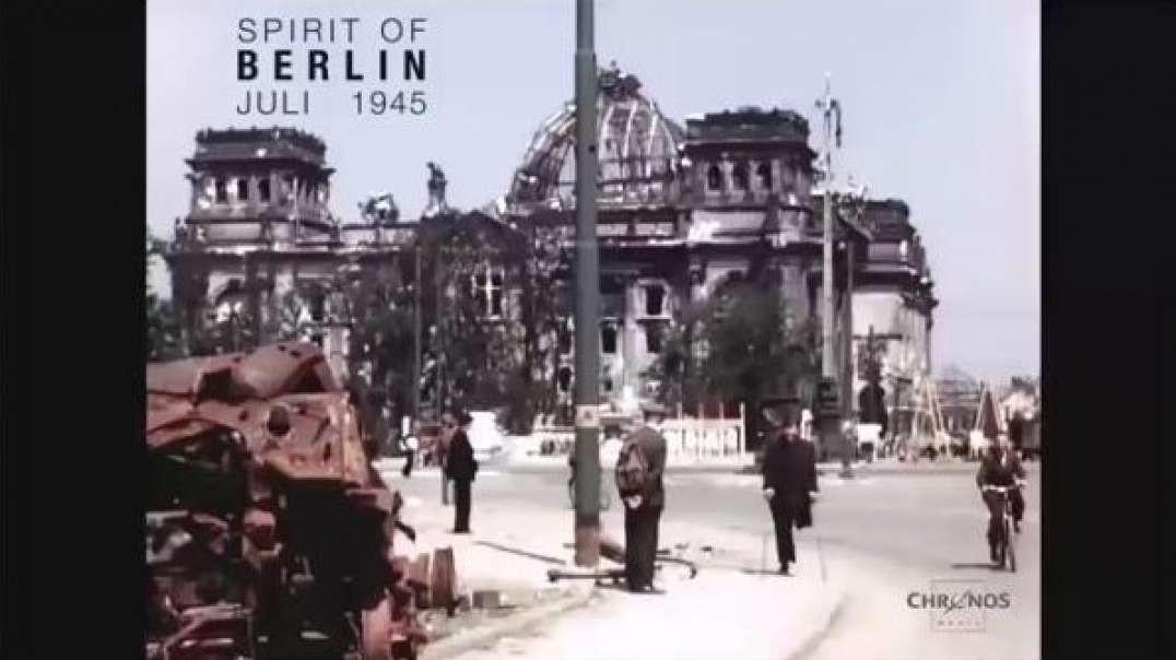 Alemania,  2 meses después de la segunda guerra mundial- Julio 1945