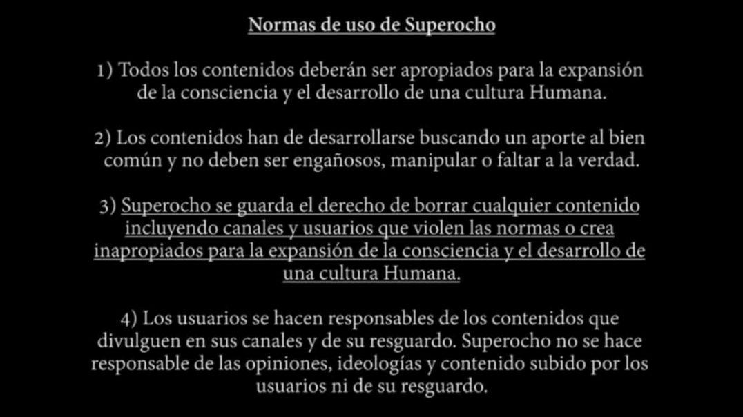 Normas de uso Superocho