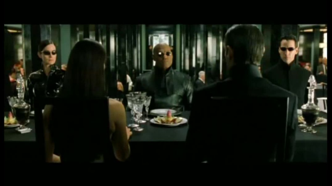Matrix Reloaded - Visión del libre albedrío