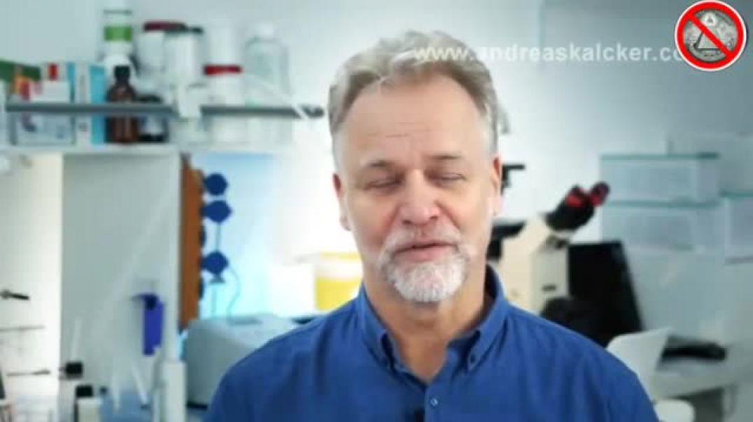INVESTIGACION CON DIOXIDO DE CLORO ANDREAS LUDWIG KALCKER  NATURAL BIOPHYSICS