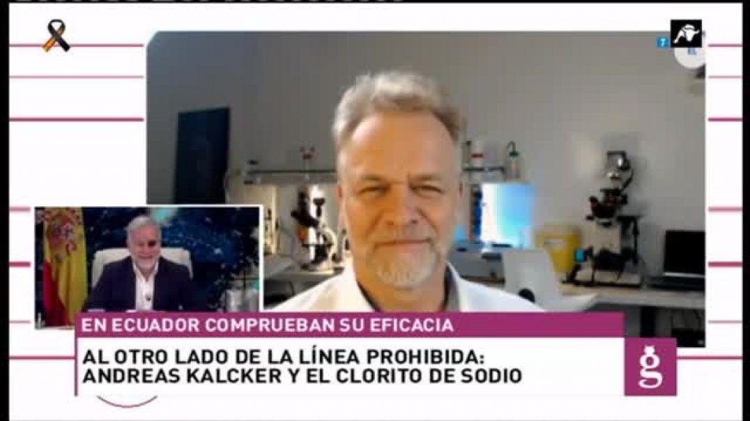 Entrevista a Andreas Kalcker sobre el CDS en un medio español.