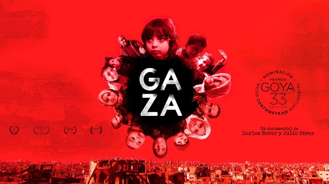 Gaza - Corto documental ganador de un Goya