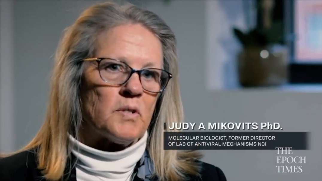 PLANDEMIC. Dr. Judy Mikovits (YouTube Censored)