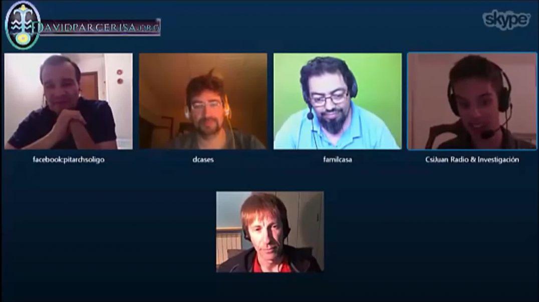 Entrevista a David Parcerisa  Élites Anunnaki