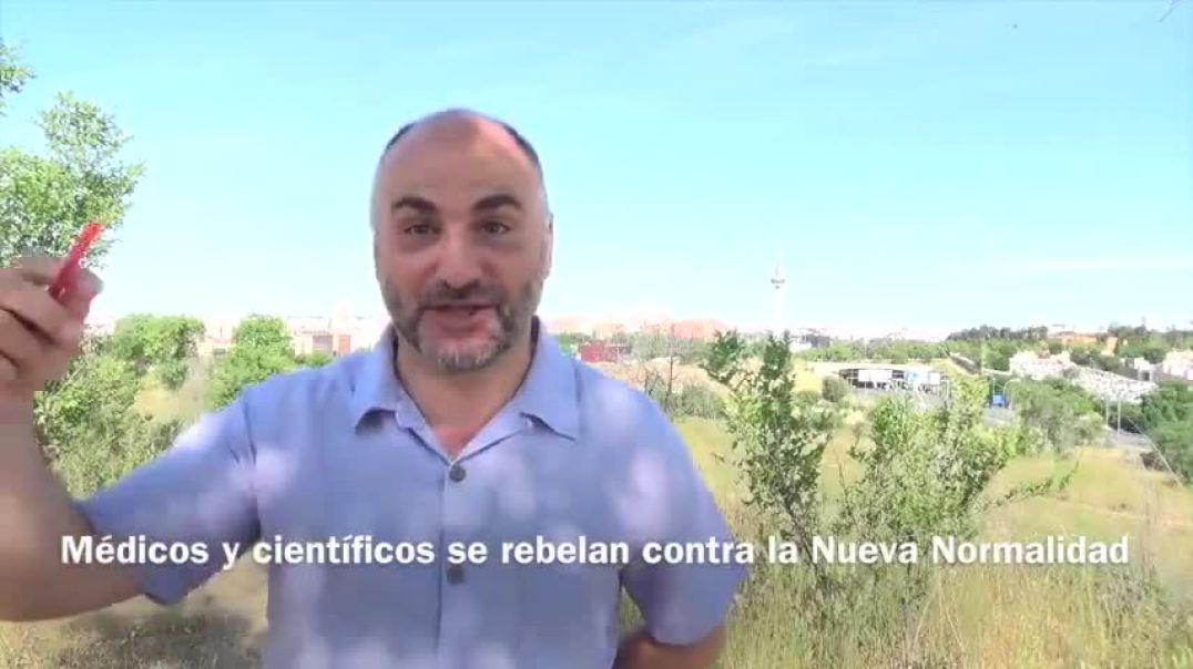 """Médicos y científicos contra la """"Nueva Normalidad"""" eliminan este video una y otra vez por"""