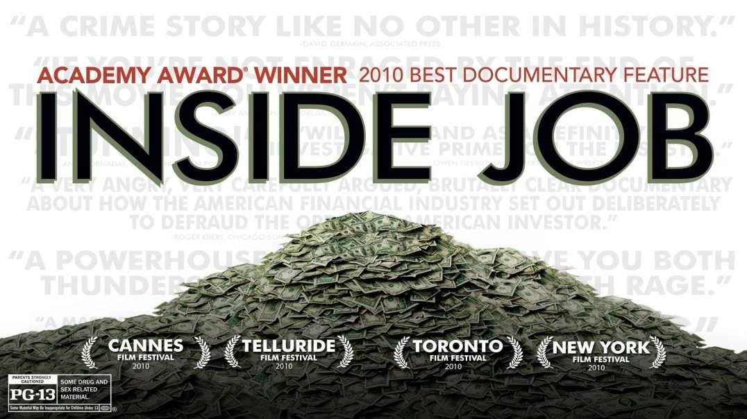 CRISIS FINANCIERA 2008.INSIDE JOB.
