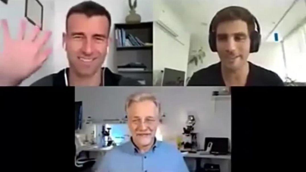 ANDREAS KALCKER entrevistado por dos cardiólogos Argentinos.mp4
