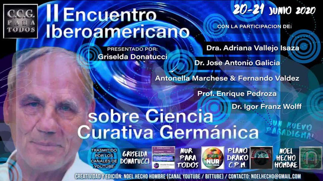 CANCER, LEUCEMIA, NEUMONIA. CIENCIA CURATIVA GERMÁNICA II ENCUENTRO IBEROAMERICA.mp4