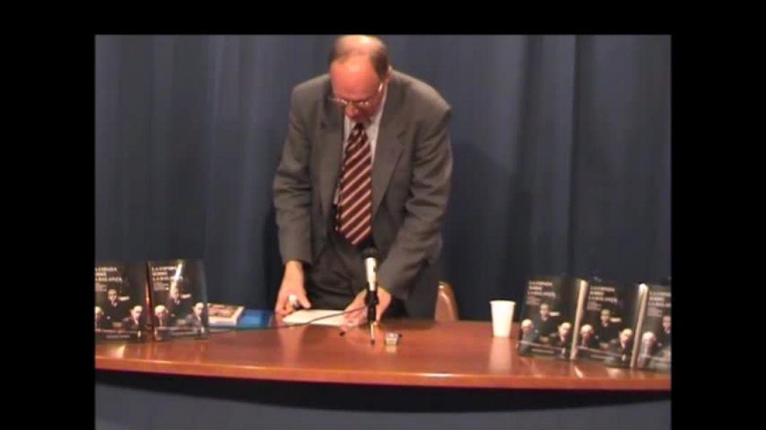 """""""El Juicio De Nuremberg"""" Conferencia de Richard Edmons (17.10.2009)"""