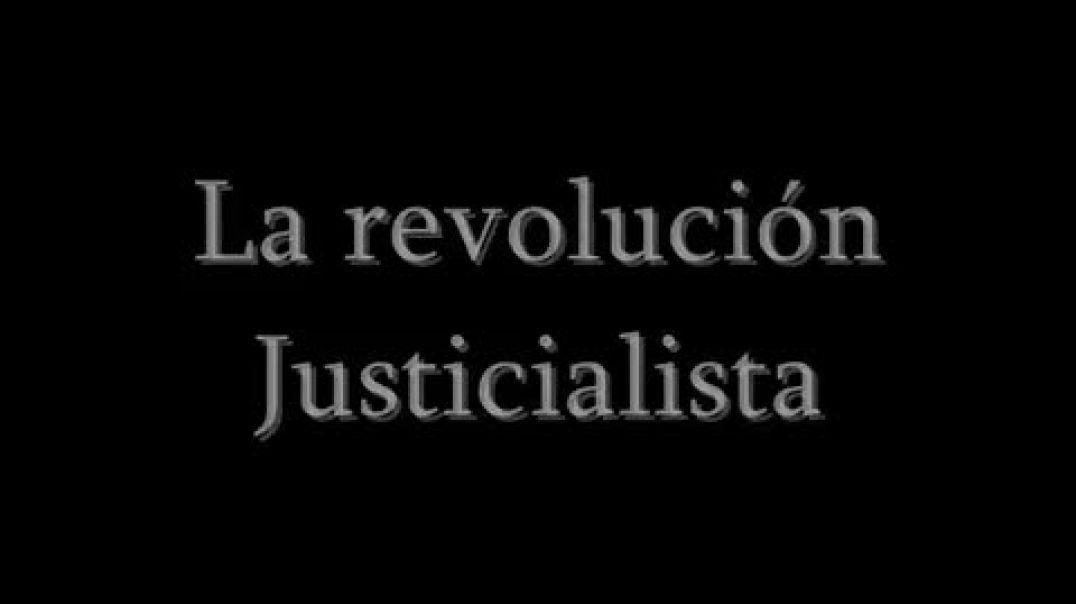 JD Perón, la revolucion justicialista