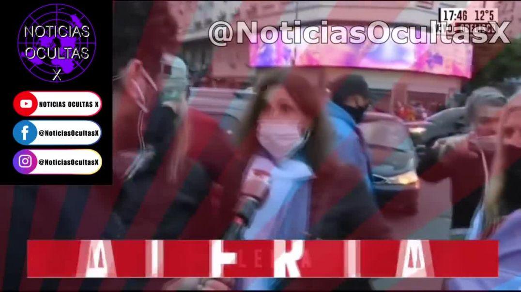 ¡DIFUNDIR! ARGENTINA DESPIERTA CONTRA EL NUEVO ORDEN MUNDIAL de MIER... RESUMEN COMPLETO