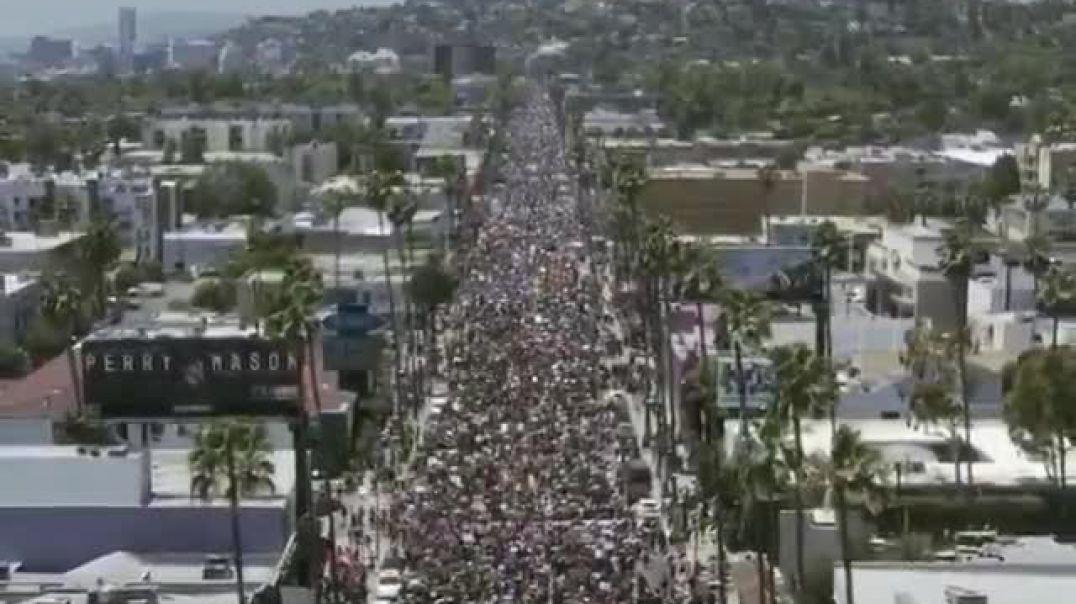 Los Angeles 14 jun 2020
