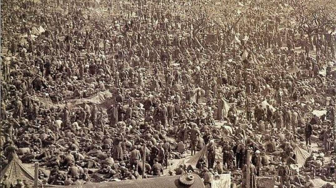 El genocidio a Alemania. Tormenta de fuego.