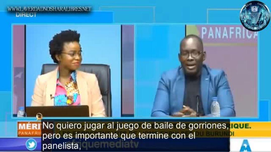 ÁFRICA DESPIERTA Y SE REVELA CONTRA EL NUEVO ORDEN MUNDIAL.mkv