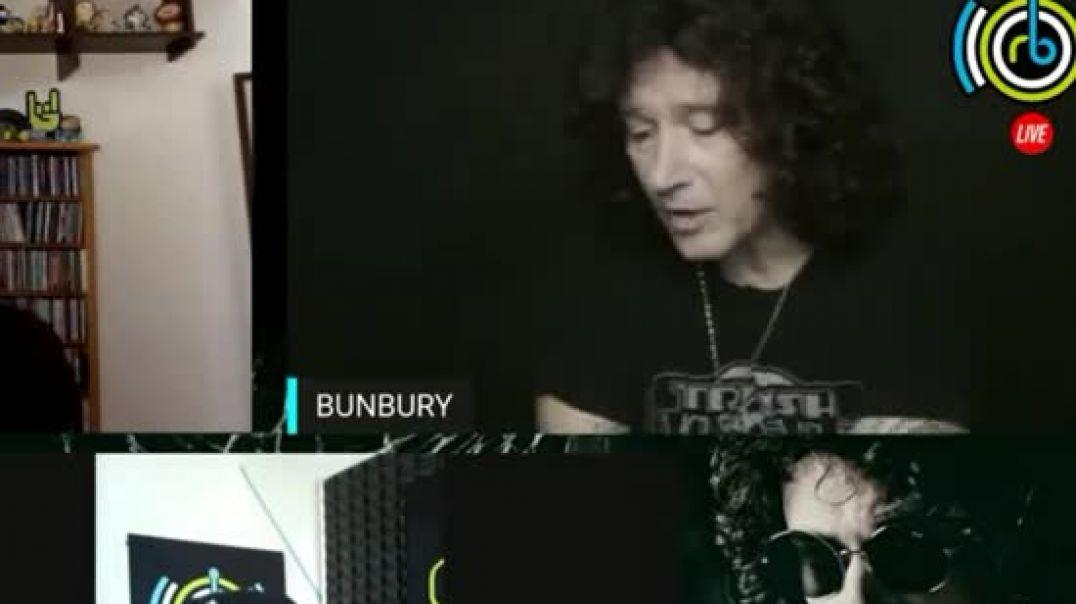 Enrique Bunbury hablando VERDADES sobre la realidad que estamos viviendo