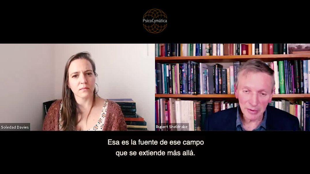 """Rupert Sheldrake """"Ciencia y Espiritualidad"""""""