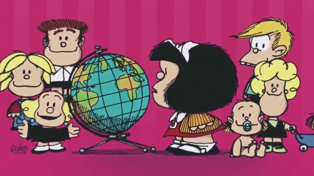 Frases de Mafalda que te van a hacer pensar