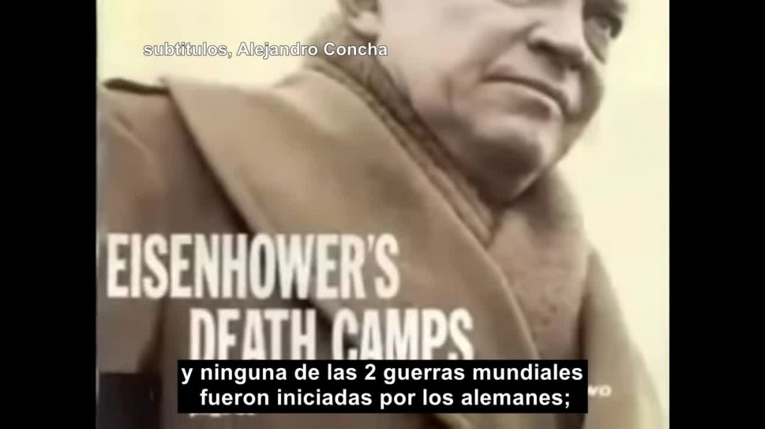 EISENHOWER...CRÍMENES DE GUERRA OCULTADOS.