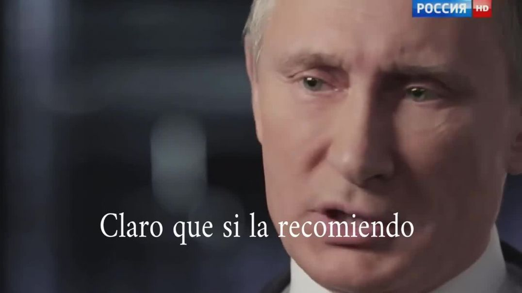 Putin recomienda Superocho
