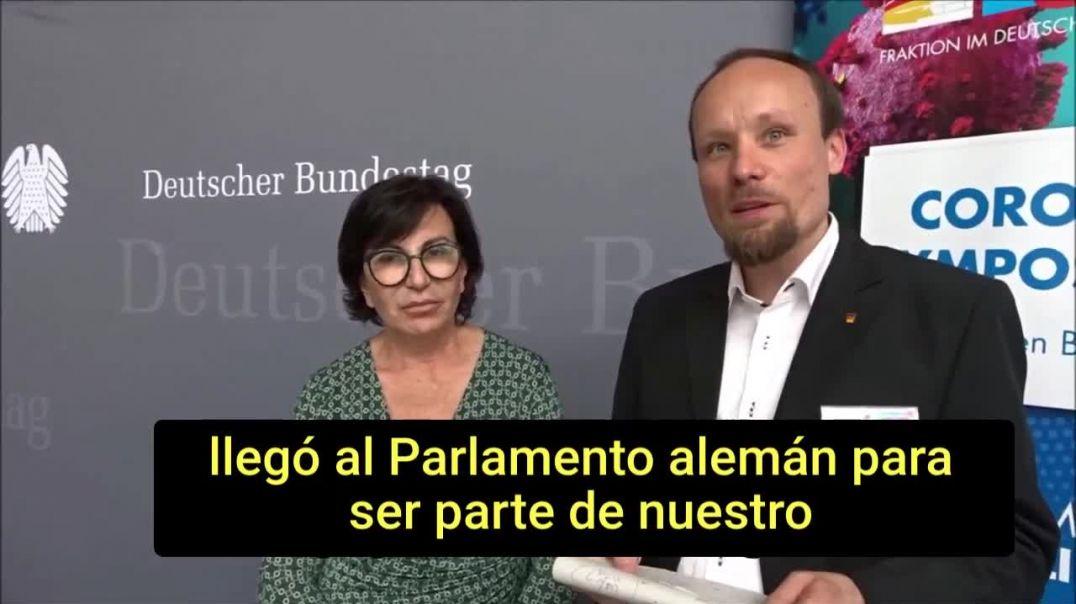CENSURADO- ENTREVISTA A EXPERTA VIRÓLOGA ITALIANA PROFESORA Y VIRÓLOGA MARÍA RITA GISMONDO.