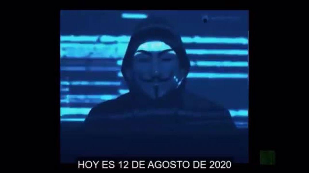 Anonymous acaba de anunciar para este fin de semana, sabotearán los Sistemas de Comunicación de los