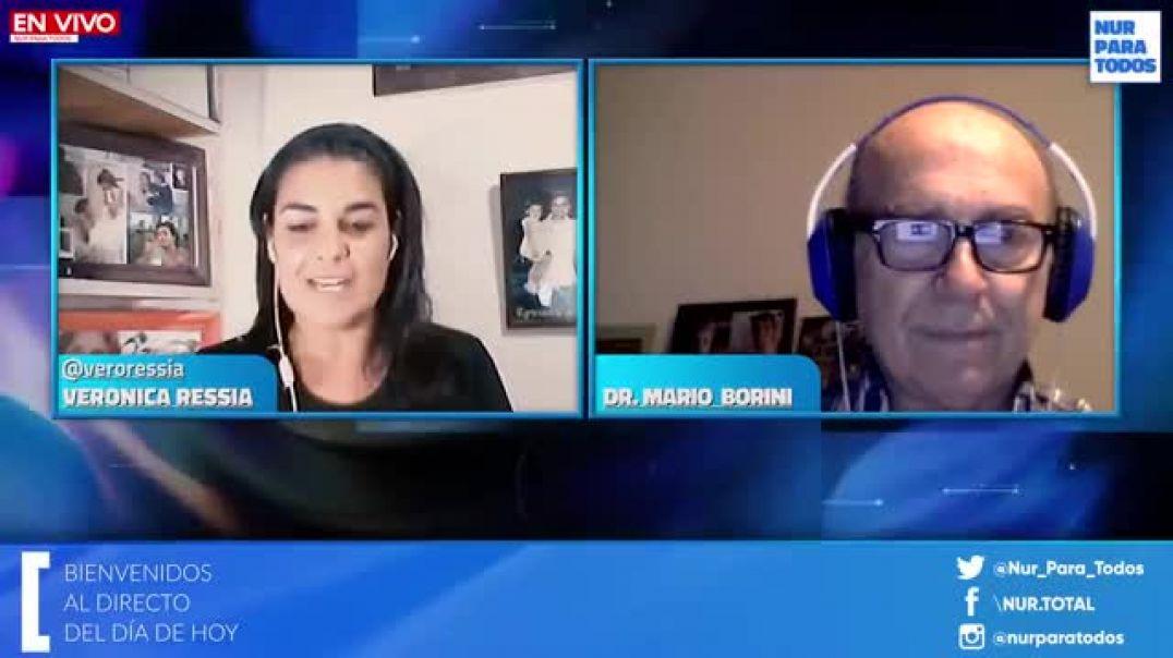 CENSURADO- Entrevista al Epidemiologo Mario Borini por Veronica Ressia