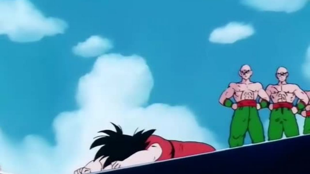 Dragon Ball 141 - Cuatro Ten Shin Han