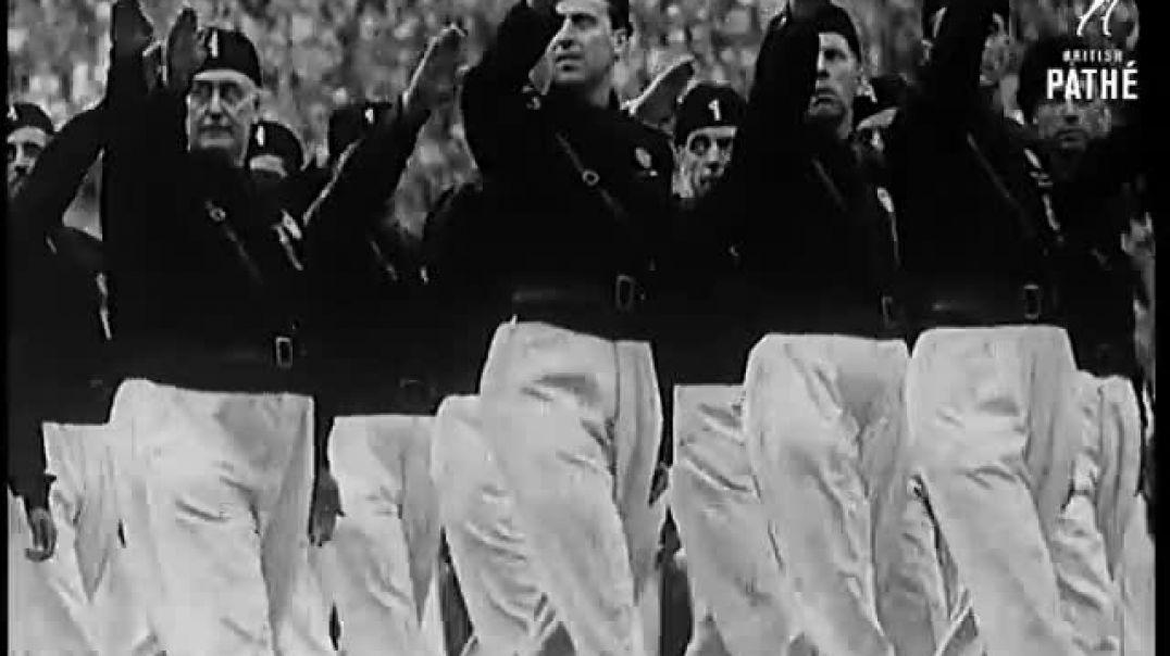 Olimpiadas en  Berlin 1936