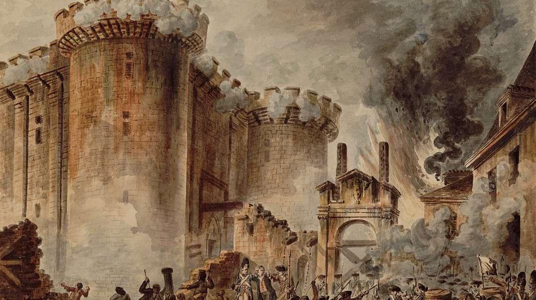 Jacques de Mahieu - La revolución francesa