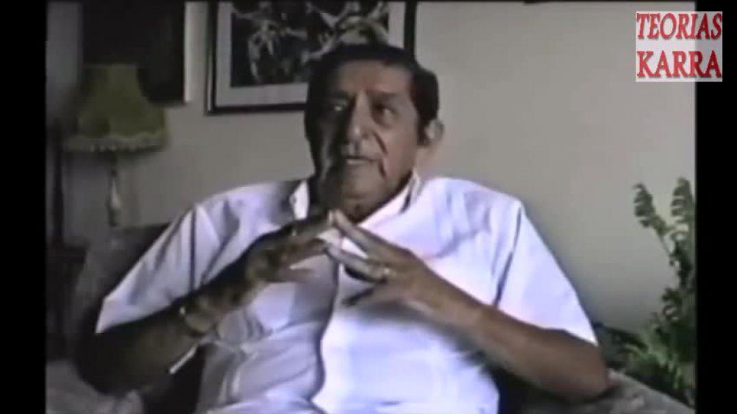 Entrevista a Gastón Fernández Borrero - 1996 - Cueva de los Tayos.