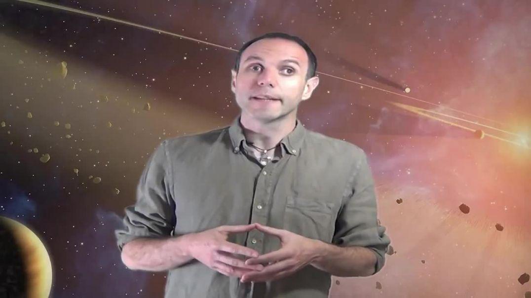 La Tierra en el centro del universo. David Topi