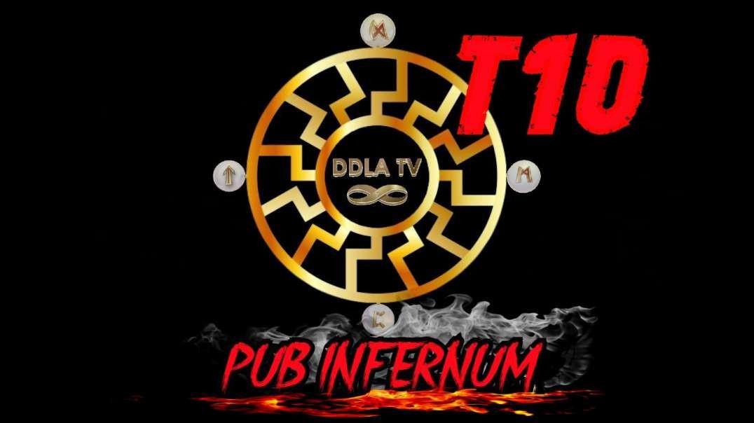 PUB INFERNUM - T10  ¿podrás salir?